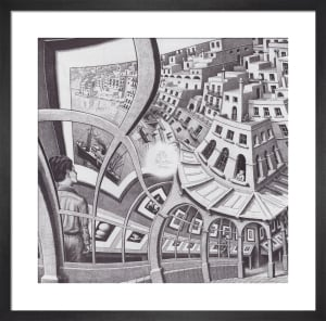 Print Gallery by M.C. Escher