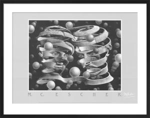 Bond of Union by M.C. Escher