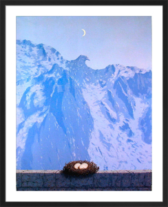 Le Domaine d'Arnheim by Rene Magritte