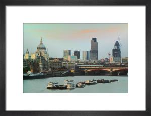 Waterloo Sunset by Panorama London