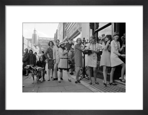 Biba Boutique, Kensington 1966 by Mirrorpix