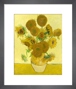 Sunflowers by Vincent Van Gogh