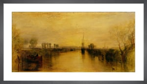Chichester Canal by Joseph Mallord William Turner