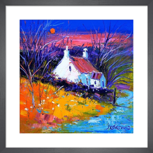 Winter at Taynish Knapdale by John Lowrie Morrison