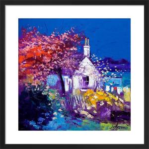Spring at Crinan by John Lowrie Morrison