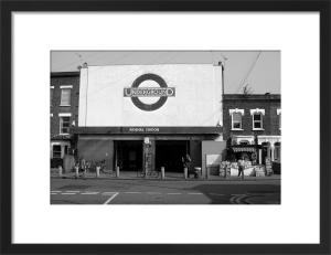 Arsenal Station by Panorama London