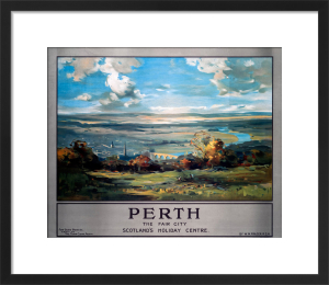 Perth - The Fair City by National Railway Museum