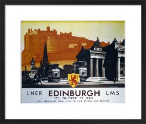 Edinburgh - Trams by National Railway Museum