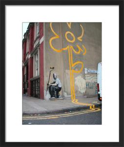 Banksy - Pollard Street by Panorama London
