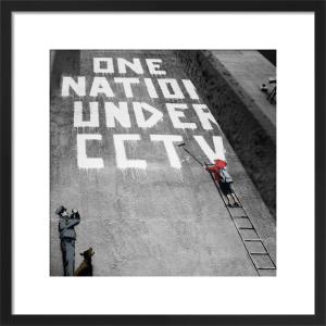Banksy - Newman Street by Panorama London