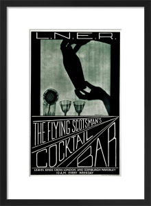 The Flying Scotsman's Cocktail Bar by National Railway Museum