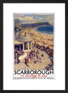 Scarborough - Promenade by National Railway Museum