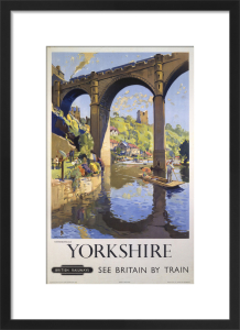 Yorkshire - Knaresborough by National Railway Museum