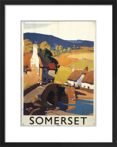 Somerset - Village I by National Railway Museum