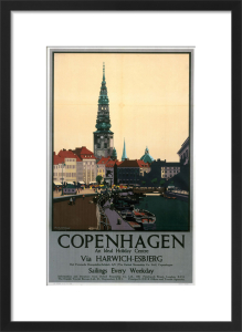 Copenhagen - Ideal Holiday Centre by National Railway Museum