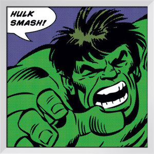 Hulk (Smash) by Marvel Comics