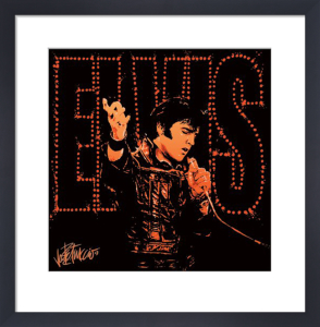 Elvis Presley (68) by Anonymous