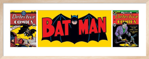 Batman (Triptych) by DC Comics