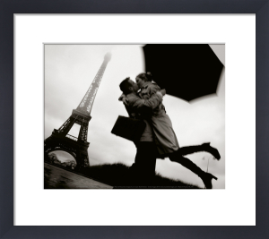 Couple a Paris by Jean-Noel Reichel