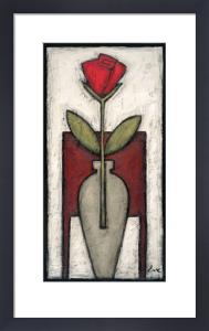 Rose Melody I by Eve Shpritser