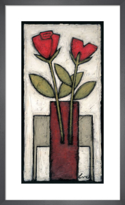Rose Melody II by Eve Shpritser