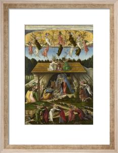 'Mystic Nativity' by Sandro Botticelli