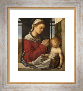 The Virgin and Child by Bartolomeo Montagna
