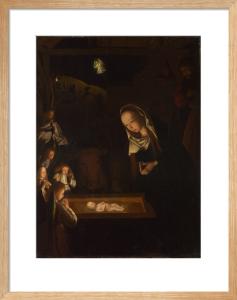 The Nativity at Night by Geertgen tot Sint Jans