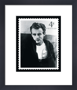 Movie Stamp VIII by Anonymous