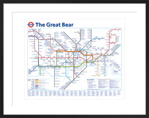 The Great Bear by Simon Patterson
