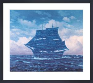 Le Seducteur by Rene Magritte