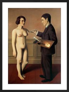 Tentative de L'Impossible by Rene Magritte
