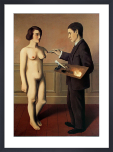 Tentative de L'Impossible by Rene Magritte