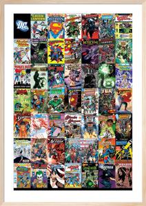 DC Comics - Montage by DC Comics