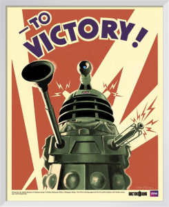 Doctor Who - Dalek to Victory by Anonymous