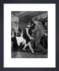 Dancing the Twist, London 1961 by Mirrorpix