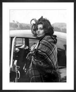 Sophia Loren, Crumlin 1965 by Mirrorpix