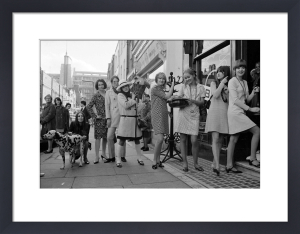 Biba Boutique, Kensington 1966 by Mirrorpix