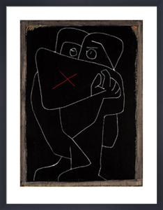 Das Wert-paket, 1939 by Paul Klee