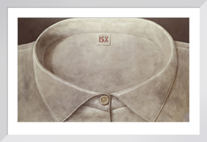 Girocollo 15 1-2, 1966 by Domenico Gnoli