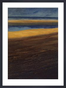 Marine, plage a maree basse, 1909 by Léon Spilliaert