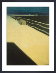 La digue, 1909 by Léon Spilliaert