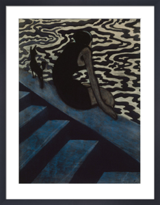 La baigneuse, 1910 by Léon Spilliaert