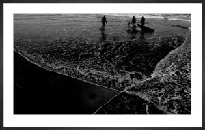 Surf 1, 2009 by Nicolas Le Beuan Benic