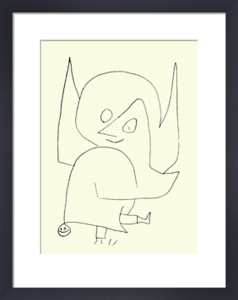 Scellen-Angel by Paul Klee