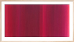 Red-Magenta, 2009 by Susanne Stahli