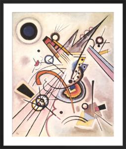 Diagonale, 1923 by Wassily Kandinsky