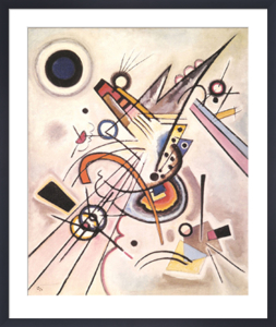 Diagonale, 1923 by Wassily Kandinsky