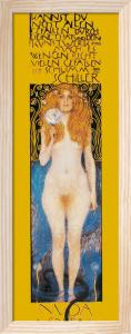 Nuda Veritas by Gustav Klimt