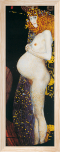 The Hope by Gustav Klimt